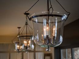 chandelier marvellous modern rustic glass extraordinary dining