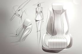 lexus interior sketch 2017 mercedes benz e class 12 interior design features