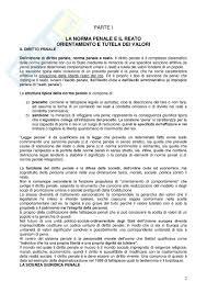 dispense diritto penale esame diritto penale prof bartone