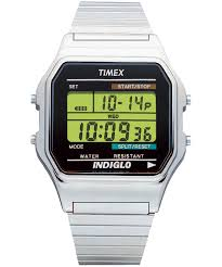 Indiglo Night Light Timex Digital Global Timex