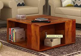 Solid Wood Coffee Tables Coffee Table Buy Center Table Online At Upto 60 Off