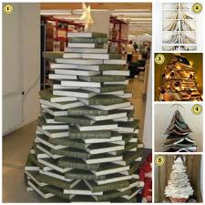 Christmas Tree Books by 25 Alternative Christmas Trees U2013 My Make Do And Mend Life