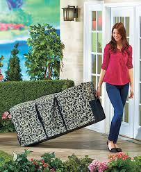 Patio Cushion Storage Bag Rolling Outdoor Cushion Storage Ltd Commodities
