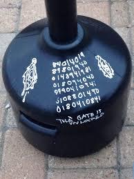 outdoor ashtray diy diydry co