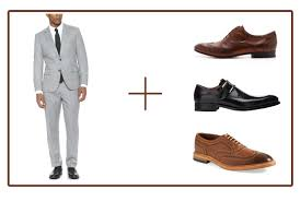 gray gray and gray how to coordinate your suits and shoes like a pro business insider