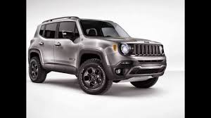 jeep renegade comanche pickup concept 2015 jeep renegade hard steel concept youtube