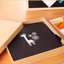 photo album with sticky pages aliexpress buy new 30 pages diy photo album wedding photos