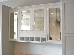 antiqued mirrored bar cabinet best home furniture decoration