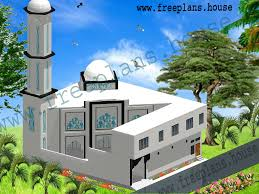 50 Sqm To Sqft by 70 61 Feet 4270 Square Feet 396 Square Meters Masjid Plan