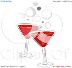 birthday martini clipart clipart of a martini glass character mixing alcohol royalty free