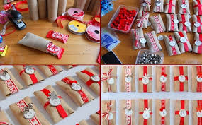 ornaments made of paper rolls so creative things