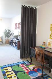 curtains as room dividers ideas amazing best room dividers kids