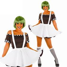 Factory Laborer Job Description Kids Factory Worker Book Week Oompa Loompa Wig Fancy Dress