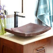 Above Counter Bathroom Sinks Canada Bathroom Bathroom Vessel Sinks Bathroom Vessel Sinks Glass