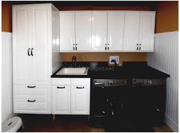 How To Decorate Your Laundry Room by Ikea Cabinets For Laundry Room Acehighwine Com