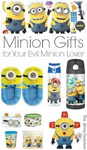 minion gift wrap minion gifts for your evil minion lover the evolution