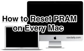 reset nvram yosemite terminal how to reset pram on a mac