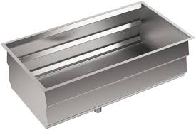 Triple Bowl Kitchen Sinks by Kohler Kitchen Sinks Build Com Farmhouse Cast Iron Bar Sinks