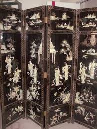 Screens Room Dividers by 2 Beautiful Antique Chinese 4 Panels Room Divider Screen The