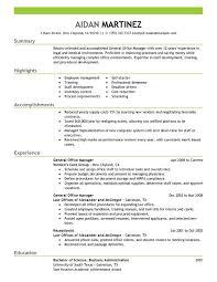 Office Manager Resume Sample Download Manager Resume Haadyaooverbayresort Com