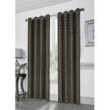 Gold Metallic Curtains Metallic Gold Curtains Wayfair