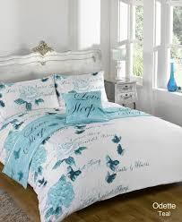 Single Bed Sets Wonderful Teal Bedding Sets 32 For Your Duvet Covers