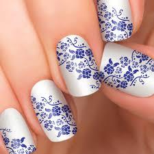 secret garden nail polish appliqués nail designs incoco