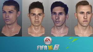 fifa 16 messi tattoo xbox 360 fifa 16 all new starheads faces so far nuove facce starheads fifa