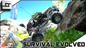 jeep dune buggy ark survival evolved dune buggy spotlight youtube