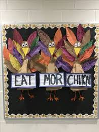 thanksgiving library bulletin board ideas search