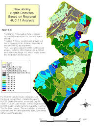 The Location Of The Water Table Is Subject To Change Njdep Water Quality Management Planning Guidance