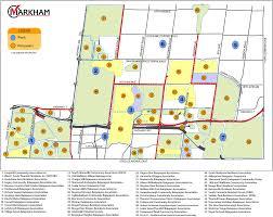 Studio City Map City Of Markham City Map Registered Ratepayers Community