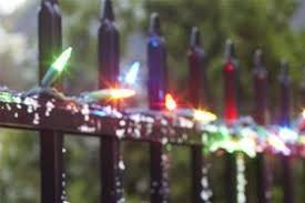 Outdoor Garland With Lights by Holiday Garland U0026 Wreaths The Home Depot Canada