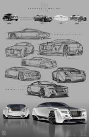 roll royce future car rolls royce phantom from the year 2050 could look like this