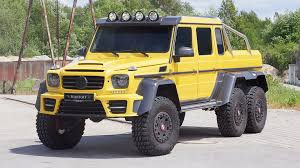 mansory mercedes g63 mansory gronos 6x6 2015 wallpapers and hd images car pixel