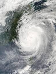 tropical depression ma on dissipated nasa aqua image of megi