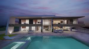 new built villa in a privileged location in marbella