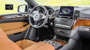 2017 mercedes benz gls class 350d 4matic suv interior design hd