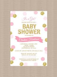 pink and gold baby shower invitations pink and gold baby shower invitations pink and gold baby shower