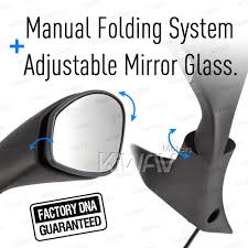 mirrors oem quality replacement mirrors fv 934 for aprilia srv