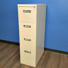 Four Drawer File Cabinet Steelcase 4 Drawer Vertical File Office Furniture Warehouse