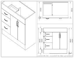 Kitchen Sink Base Cabinet Dimensions Kitchen Sink Sizes Standard Sink Base Cabinet Width Standard