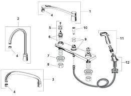 moen 2 handle kitchen faucet repair moen kitchen faucet sprayer replacement parts allaboutyouth
