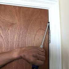 Installing Interior Door Hinges How To Install A Bedroom Door Biggreen Club