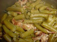 southern green beans with smoked turkey recipe southern green
