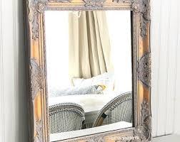 Mirror Vanity Bathroom Bathroom Mirror Etsy