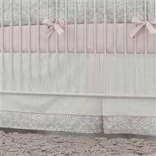 Pink And Black Crib Bedding Sets Pink And Gray Damask Crib Bedding Baby Bedding For In Pink