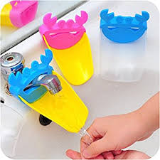 amazon com faucet extender for toddlers kids babies sink