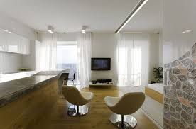 Open Plan House Apartment Minimalist Open Plan House Decor With Nice And Simple