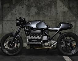 custom black bmw custom bmw k100 cafe racer by jeff veraldi freshness mag